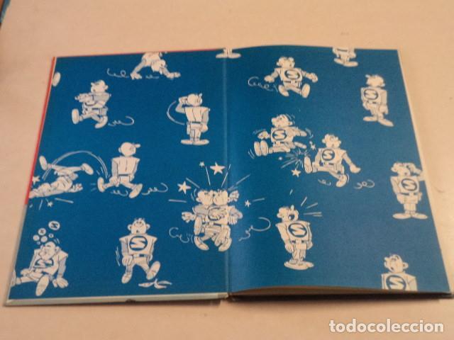 Cómics: Z COMME ZORGLUB - SPIROU ET FANTASIO Nº 15 - AÑO 1961 - 1ª EDICIÓN - FRANQUIN - Foto 2 - 77908873