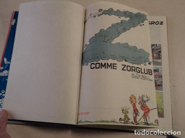 Cómics: Z COMME ZORGLUB - SPIROU ET FANTASIO Nº 15 - AÑO 1961 - 1ª EDICIÓN - FRANQUIN - Foto 3 - 77908873