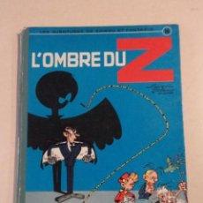 Cómics: L'OMBRE DU Z - SPIROU ET FANTASIO Nº 16 - AÑO 1962 - 1ª EDICIÓN - FRANQUIN. Lote 77909097