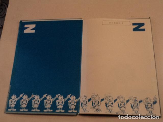 Cómics: L'OMBRE DU Z - SPIROU ET FANTASIO Nº 16 - AÑO 1962 - 1ª EDICIÓN - FRANQUIN - Foto 2 - 77909097