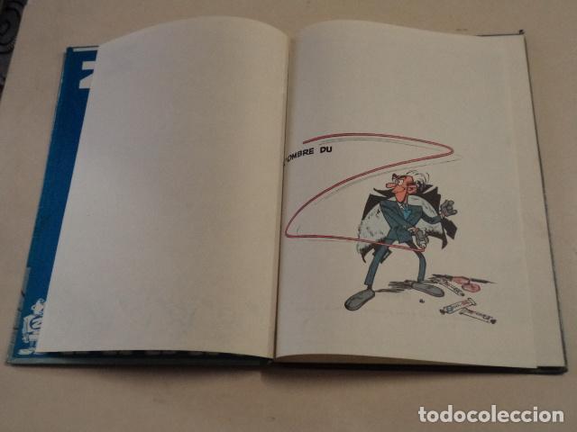 Cómics: L'OMBRE DU Z - SPIROU ET FANTASIO Nº 16 - AÑO 1962 - 1ª EDICIÓN - FRANQUIN - Foto 3 - 77909097