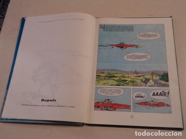 Cómics: L'OMBRE DU Z - SPIROU ET FANTASIO Nº 16 - AÑO 1962 - 1ª EDICIÓN - FRANQUIN - Foto 4 - 77909097