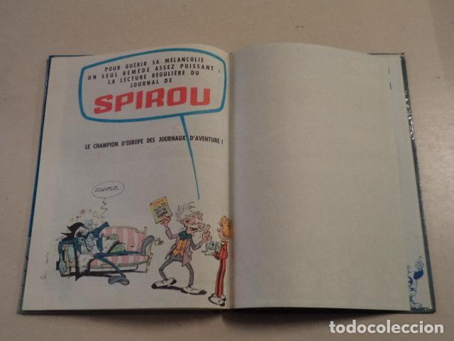 Cómics: L'OMBRE DU Z - SPIROU ET FANTASIO Nº 16 - AÑO 1962 - 1ª EDICIÓN - FRANQUIN - Foto 5 - 77909097