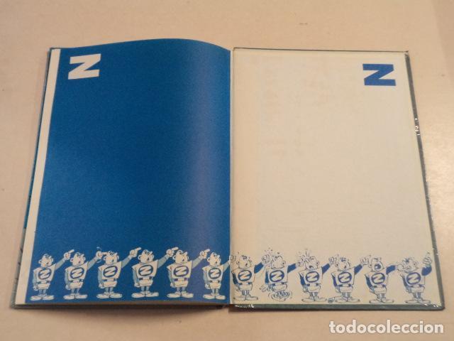 Cómics: L'OMBRE DU Z - SPIROU ET FANTASIO Nº 16 - AÑO 1962 - 1ª EDICIÓN - FRANQUIN - Foto 6 - 77909097