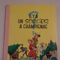 Cómics: IL Y A UN SORCIER À CHAMPIGNAC - SPIROU ET FANTASIO Nº 2 - AÑO 1966 - FRANQUIN. Lote 77909297