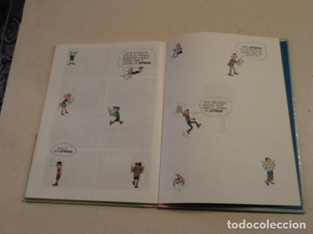 Cómics: IL Y A UN SORCIER À CHAMPIGNAC - SPIROU ET FANTASIO Nº 2 - AÑO 1966 - FRANQUIN - Foto 6 - 77909297