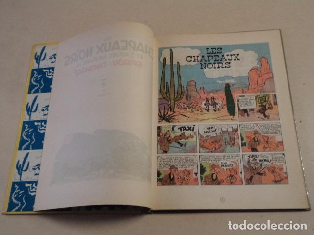 Cómics: LES CHAPEAUX NOIRS - SPIROU ET FANTASIO Nº 3 - AÑO 1964 - FRANQUIN - Foto 5 - 77909417