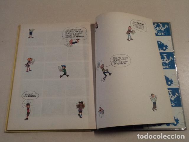Cómics: LES CHAPEAUX NOIRS - SPIROU ET FANTASIO Nº 3 - AÑO 1964 - FRANQUIN - Foto 6 - 77909417