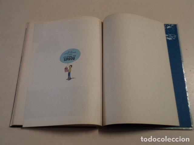 Cómics: LE REPAIRE DE LA MURÈNE - SPIROU ET FANTASIO Nº 9 - AÑO 1965 - FRANQUIN - Foto 5 - 77909845