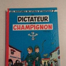 Cómics: LE DICTATEUR ET LE CHAMPIGNON - SPIROU ET FANTASIO Nº 7 - AÑO 1966 - FRANQUIN. Lote 77910313