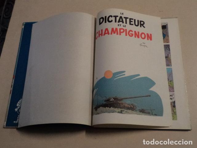 Cómics: LE DICTATEUR ET LE CHAMPIGNON - SPIROU ET FANTASIO Nº 7 - AÑO 1966 - FRANQUIN - Foto 3 - 77910313