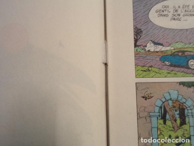 Cómics: LE DICTATEUR ET LE CHAMPIGNON - SPIROU ET FANTASIO Nº 7 - AÑO 1966 - FRANQUIN - Foto 5 - 77910313