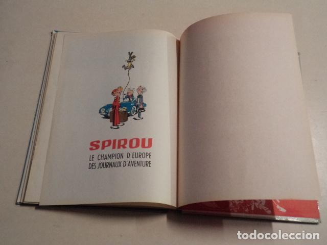 Cómics: LES PIRATES DU SILENCE - SPIROU ET FANTASIO Nº 10 - AÑO 1964 - FRANQUIN - Foto 5 - 77910521