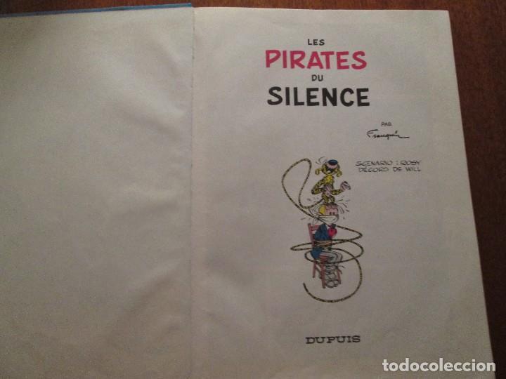 Cómics: spirou et fantasio- les pirates du silence - Foto 2 - 78026877