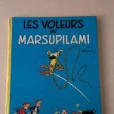 Cómics: LES VOLEURS DU MARSUPILAMI - SPIROU ET FANTASIO Nº 5 - AÑO 1965 - FRANQUIN. Lote 78222757