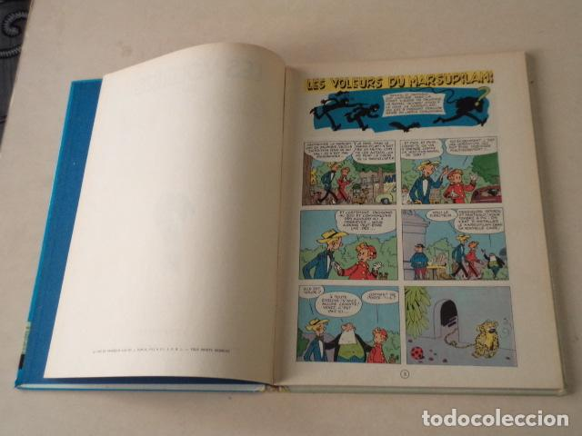 Cómics: LES VOLEURS DU MARSUPILAMI - SPIROU ET FANTASIO Nº 5 - AÑO 1965 - FRANQUIN - Foto 4 - 78222757