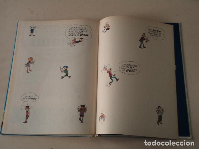 Cómics: LES VOLEURS DU MARSUPILAMI - SPIROU ET FANTASIO Nº 5 - AÑO 1965 - FRANQUIN - Foto 6 - 78222757