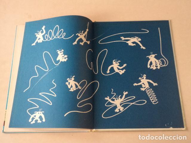 Cómics: LES VOLEURS DU MARSUPILAMI - SPIROU ET FANTASIO Nº 5 - AÑO 1965 - FRANQUIN - Foto 7 - 78222757