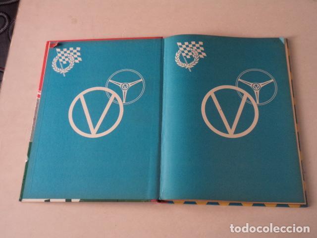 Cómics: LE CIRCUIT DE LA PEUR - MICHEL VAILLANT Nº 3 - AÑO 1961 - 1ª EDICIÓN BELGA - GRATON - Foto 2 - 78232297