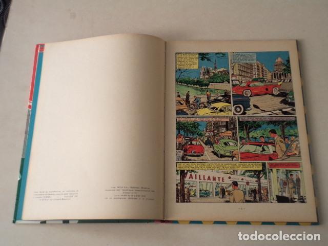 Cómics: LE CIRCUIT DE LA PEUR - MICHEL VAILLANT Nº 3 - AÑO 1961 - 1ª EDICIÓN BELGA - GRATON - Foto 4 - 78232297