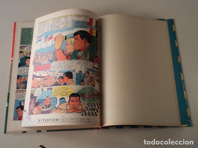 Cómics: LE CIRCUIT DE LA PEUR - MICHEL VAILLANT Nº 3 - AÑO 1961 - 1ª EDICIÓN BELGA - GRATON - Foto 5 - 78232297