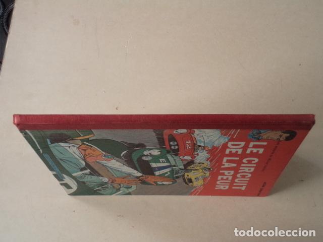 Cómics: LE CIRCUIT DE LA PEUR - MICHEL VAILLANT Nº 3 - AÑO 1961 - 1ª EDICIÓN BELGA - GRATON - Foto 9 - 78232297