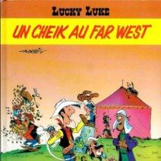 Cómics: MORRIS - UN CHEIK AU FAR WEST - D'APRES MORRIS - LUCKY PRODUCTIONS 1995, PROMOCIONAL, EN FRANCES. Lote 78465985