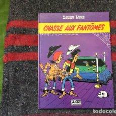 Cómics: LUCKY LUKE - CHASSE AUX FANTOMES - FRANCÉS 1992. Lote 80468021