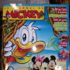 Cómics: LE JOURNAL DE MICKEY. Lote 81057212