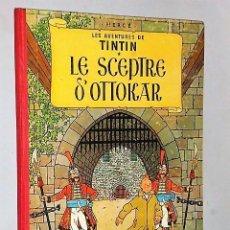 Cómics: LES AVENTURES DE TINTIN.- LE SCEPTRE D´OTTOKAR. (EDICIÓN BELGA). Lote 172586270