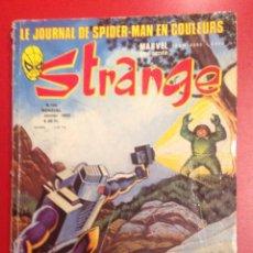 Cómics: STRANGE Nº 145 - FRANCES - JANVIER 1982. Lote 81594024