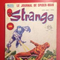 Cómics: STRANGE Nº 164 - FRANCES - AOUT 1983. Lote 81594360