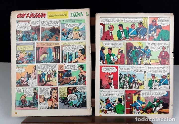 Cómics: LOTE DE 16 COMICS INFANTIL. (VARIOS, VER DESCRIPCIÓN). VARIOS IDIOMAS. VV. AA. 1970/1974. - Foto 7 - 81762468