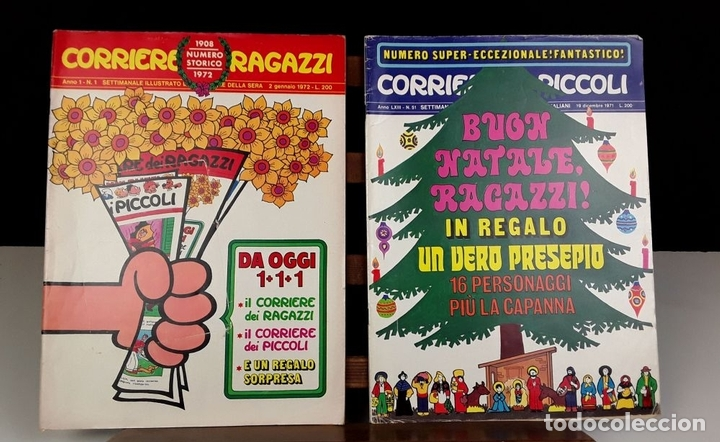 Cómics: LOTE DE 16 COMICS INFANTIL. (VARIOS, VER DESCRIPCIÓN). VARIOS IDIOMAS. VV. AA. 1970/1974. - Foto 8 - 81762468