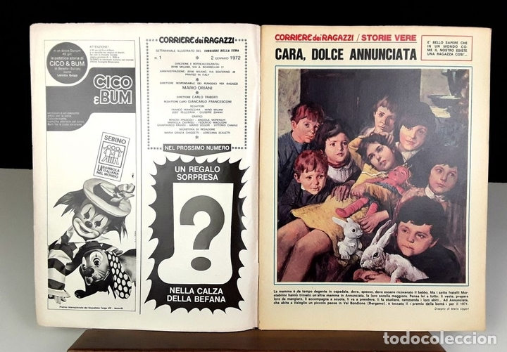 Cómics: LOTE DE 16 COMICS INFANTIL. (VARIOS, VER DESCRIPCIÓN). VARIOS IDIOMAS. VV. AA. 1970/1974. - Foto 10 - 81762468