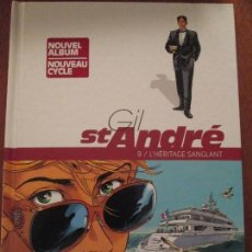 Cómics: GIL ST. ANDRE. Lote 81894660
