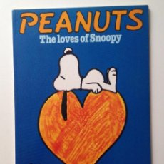 Cómics: PEANUTS THE LOVES OFSNOOPY - (INGLES). Lote 82032984