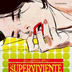Cómics: LA SUPERVIVIENTE, DE PAUL GILLON (GLENAT-EDT, 2011) INTEGRAL 192 PAGS. TAPA DURA Y SOBRECUBIERTA.. Lote 121509820