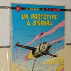 Cómics: BUCK DANNY Nº 21 UN PROTOTYPE A DISPARU - DUPUIS AÑO 1985 (EN FRANCES). Lote 82118188
