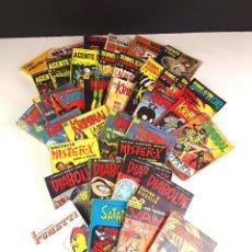 Cómics: LOTE DE 38 VOLÚMENES DE COMICS Y NOVELAS . (VER DESCRIP). VV. AA. VARIAS EDITORIALES. 1963/1974.. Lote 82855512