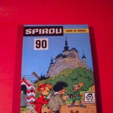 Cómics: SPIROU – ALBUM DU JOURNAL – Nº 90 (1316 A 1328) DUPUIS 1963 – EN FRANCÉS. Lote 83821420