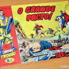Cómics: EL CAPITÁN TRUENO EN PORTUGUÉS - CUADERNILLO Nº 42 - EDITADO EN PORTUGAL - CAPITAO TROVAO - AÑO 1959. Lote 84493500