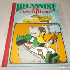 Cómics: BECASSINE EN AÉROPLANE Nº 12. Lote 84991908