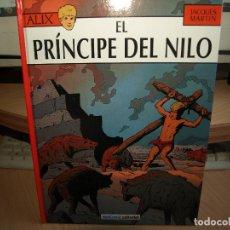 Cómics: ALIX - EL PRINCIPE DEL NILO - TAPA DURA - NETCOM2 - ENVIO GRATIS. Lote 85235156