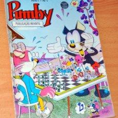 Cómics: PUMBY EN PORTUGUÉS - Nº 1 - DE JOSÉ SANCHÍS - EDITADO EN PORTUGAL. Lote 223896765