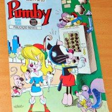 Cómics: PUMBY EN PORTUGUÉS - Nº 23 - DE JOSÉ SANCHÍS - EDITADO EN PORTUGAL. Lote 85841136