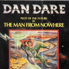 Cómics: DAN DARE. PILOT OF THE FUTURE IN THE MAN FROM NOWHERE. VOLUME ONE. PERFECTO ESTADO. DRAGON´S DREAM.. Lote 86350628
