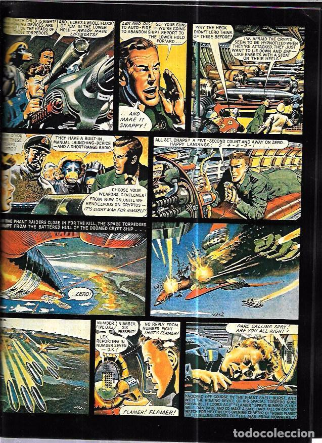 Cómics: DAN DARE. PILOT OF THE FUTURE IN THE MAN FROM NOWHERE. VOLUME ONE. PERFECTO ESTADO. DRAGON´S DREAM. - Foto 3 - 86350628