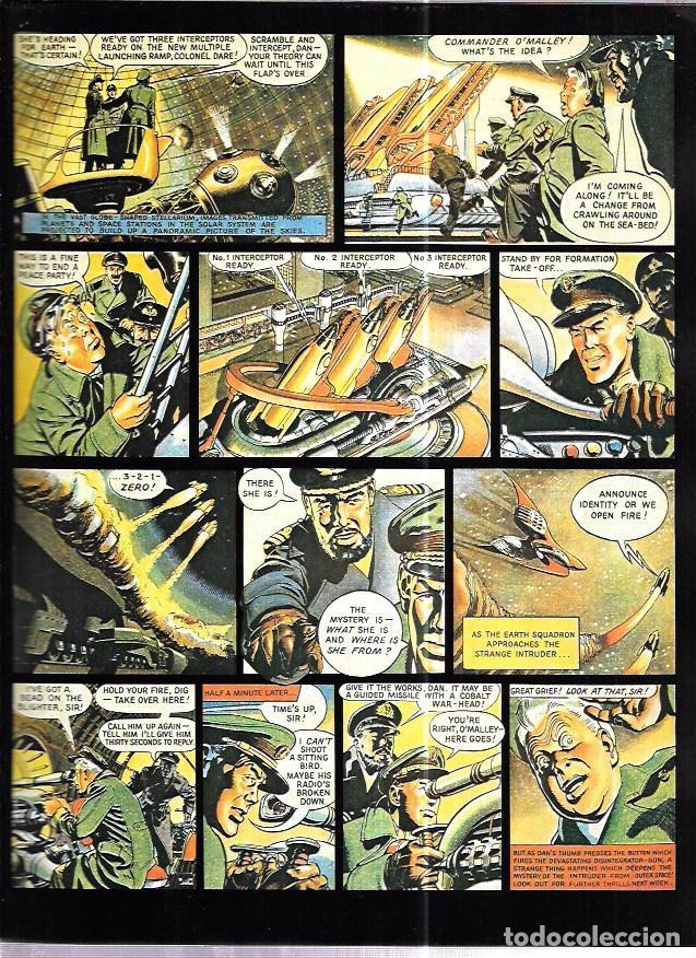 Cómics: DAN DARE. PILOT OF THE FUTURE IN THE MAN FROM NOWHERE. VOLUME ONE. PERFECTO ESTADO. DRAGON´S DREAM. - Foto 5 - 86350628