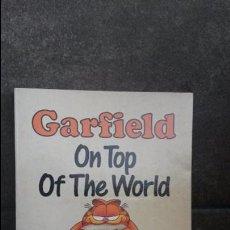 Cómics: GARFIELD 17 ON TOP OF THE WORLD. JIM DAVIS. 199O. INGLES. RAVETTE BOOKS.. Lote 86938024